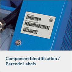 Componenet ID / Barcode Labels